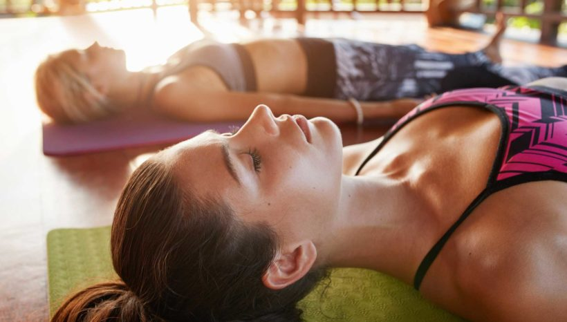 Rilassamento Muscolare Profondo