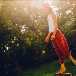 Equilibrio: 5 modi per allenarlo.